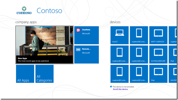 Surface Intune