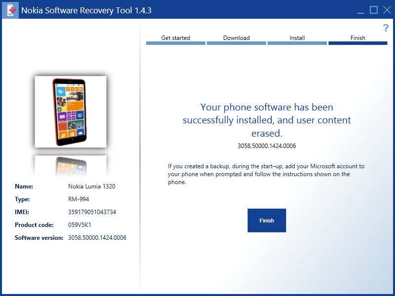 Nokia Software Recovery Tool Images Updated With Windows Phone 8 1