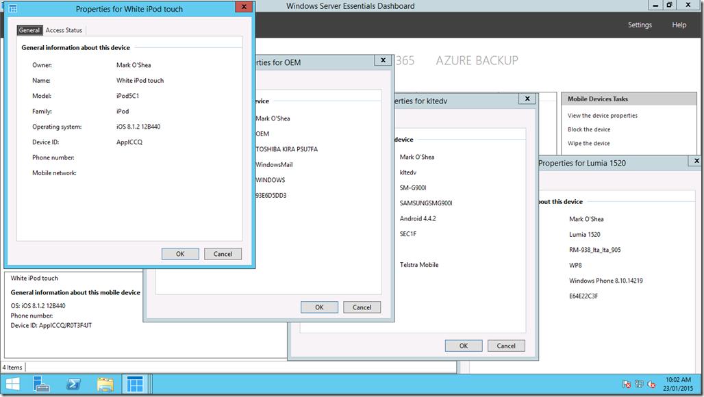 Azure Integration 55