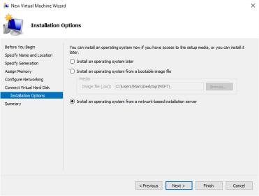 Introduction to Hyper-V in Windows 10 Part 3 – intunedin net