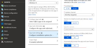 Office 365 Pro Plus – intunedin net
