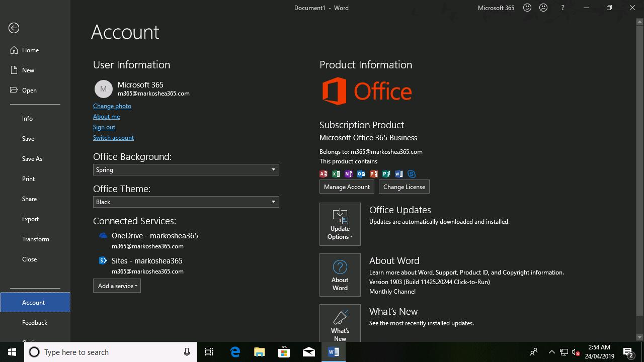 New Options For Deploying Microsoft 365 Business Desktop